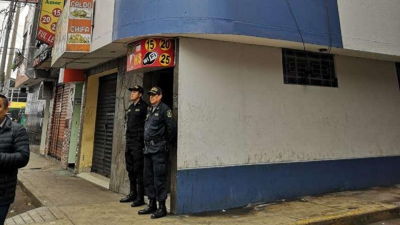 Crimen en SMP: imágenes de cámaras de seguridad del hostal fueron borradas para ocultar pruebas