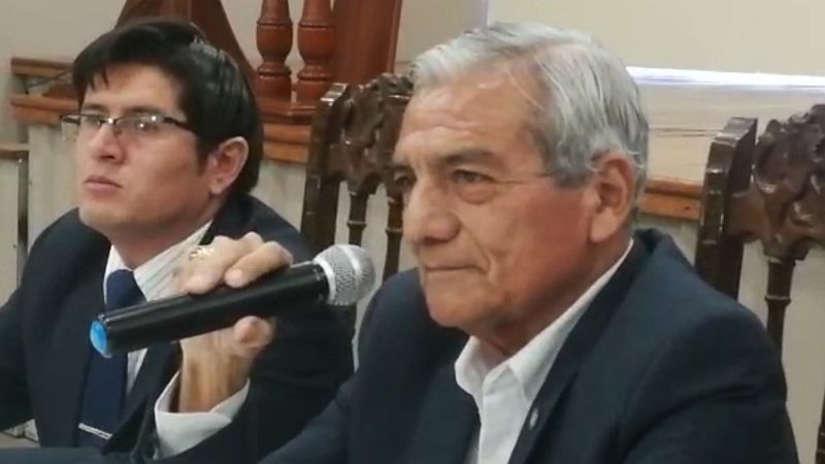 """Elidio Espinoza tildó de """"aberración"""" la condena de 30 años de prisión en su contra"""