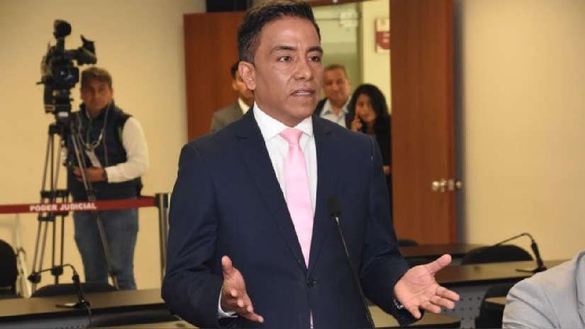 Poder Judicial dicta nueve meses de impedimento de salida del país para Roberto Vieira