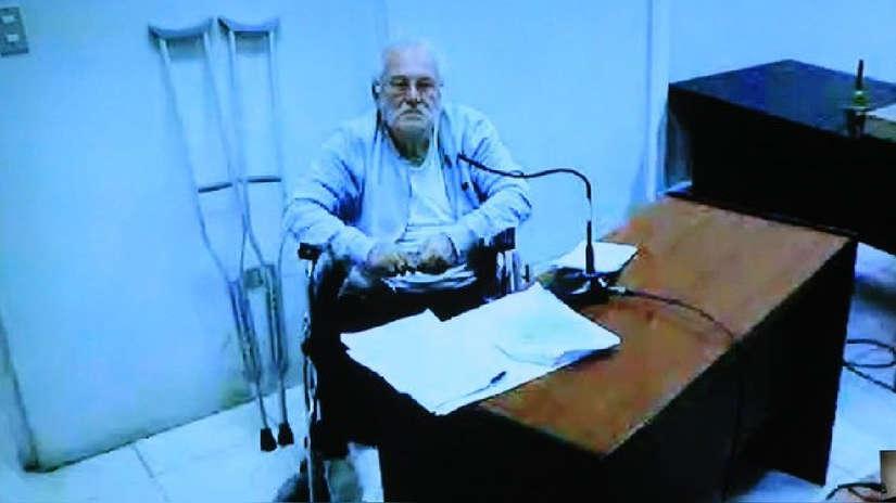 Luis Nava dice que recibió amenazas en prisión: