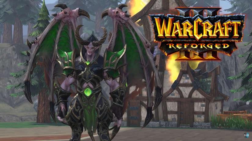 Warcraft III: Reforged   Gameplay de la beta del título es filtrado y luce espectacular