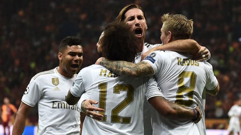 Real Madrid vs. Galatasaray EN VIVO: chocan hoy por la fecha 3 del Grupo A de la Champions League