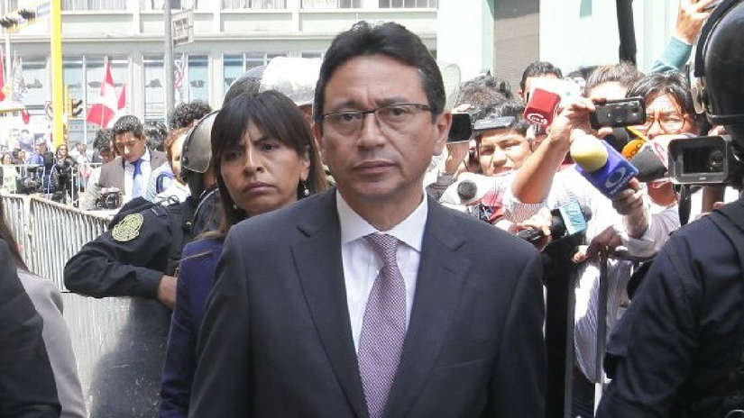 Fiscalía pide 36 meses de prisión preventiva para Humberto Abanto y árbitros por caso Odebrecht