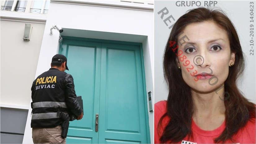 Asesora de Luciana León es detenida en aeropuerto por presuntos vínculos con 'Los Intocables Ediles'