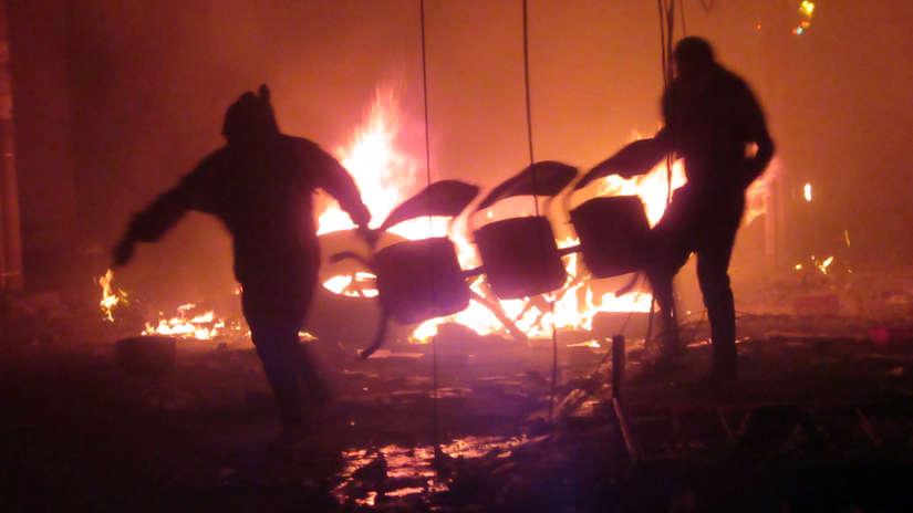 Tensión en Bolivia | 15 fotos de las protestas por presunto fraude electoral a favor de Evo Morales