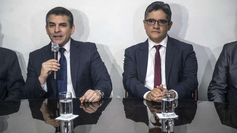 """Rafael Vela tildó de """"arbitraria"""" sanción impuesta a José Domingo Pérez: """"Seguramente será apelada"""""""