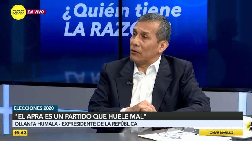 Ollanta Humala: