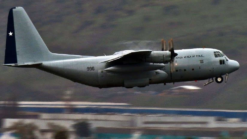Fuerza Aérea de Chile declaró como