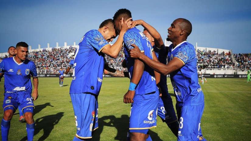 El probable once de Binacional para enfrentar a Alianza Lima en la final de Matute