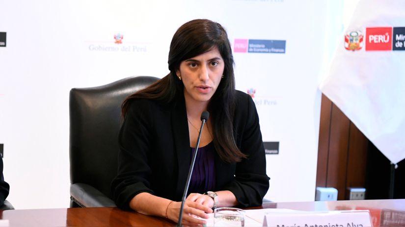 Ministra de Economía: