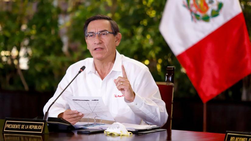 Coronavirus en Perú, minuto a minuto: Contralor Shack espera respuesta del gobierno a observación a proceso de compra de mascarillas