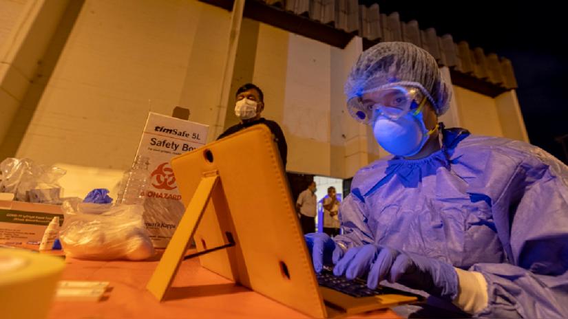 Ministro de Salud informa sobre posible brote de COVID-19 en el penal Sarita Colonia