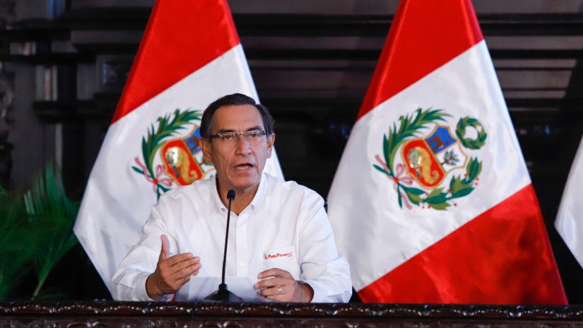 Coronavirus en Perú, minuto a minuto: El presidente Vizcarra se pronunciará esta tarde sobre medidas para el estado de emergencia