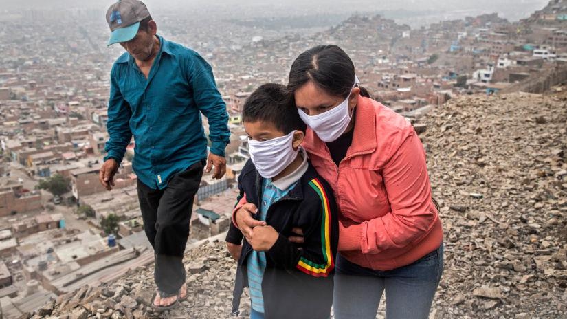 Coronavirus en Perú: Estas son las regiones con más hogares sin agua, ahorros ni ingresos