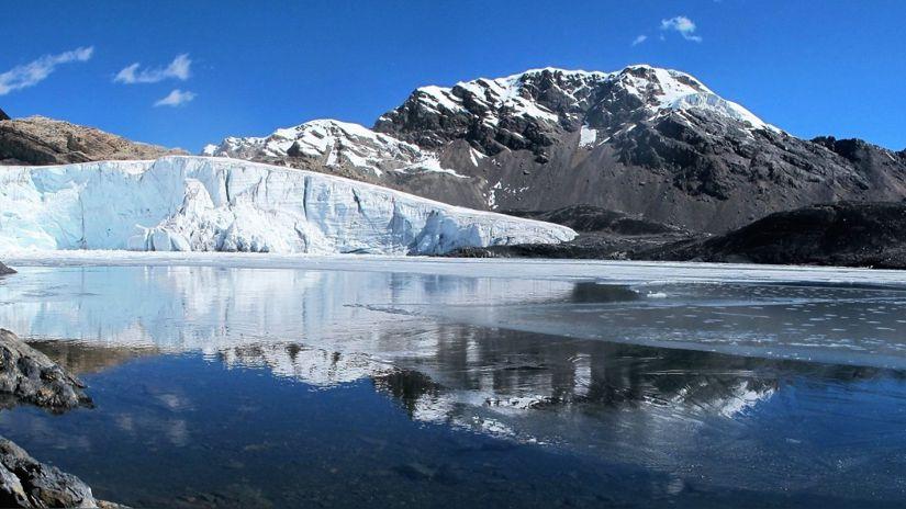 Perú perdió el 51% de sus glaciares en los últimos 50 años debido al cambio climático