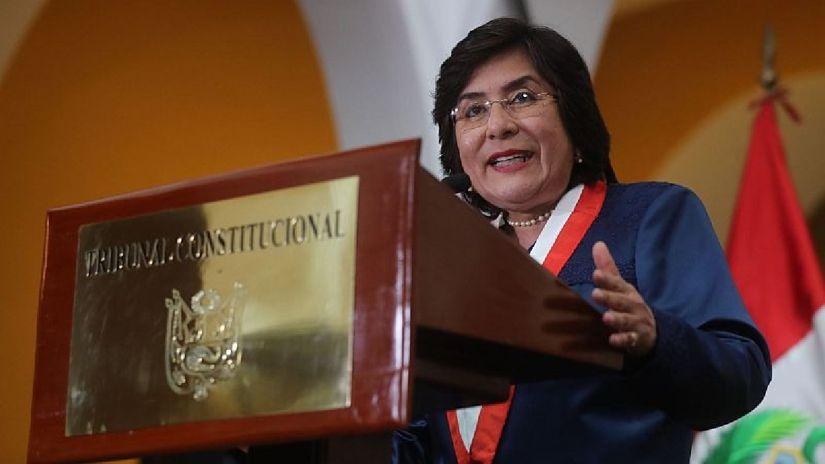 """Marianella Ledesma sobre retiro de inmunidad a magistrados del TC: """"Deberíamos ir a la Corte IDH"""""""