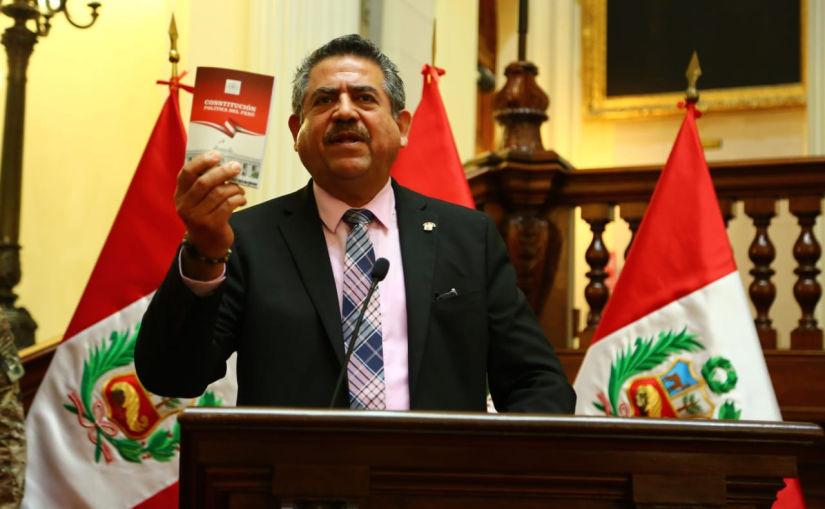 Manuel Merino: