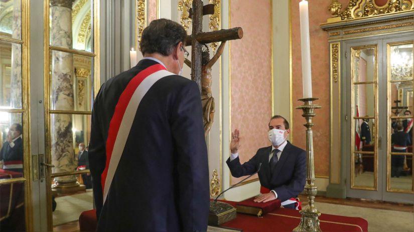 Los principales desafíos de Walter Martos como nuevo jefe del Consejo de Ministros  [ANÁLISIS]