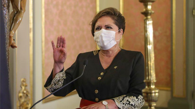 Rosario Sasieta: