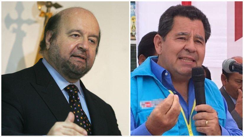Avanza País confirma inscripción de Hernando de Soto y Carlos Añaños en el partido