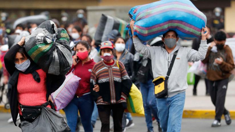 COVID-19: ¿Cómo está la economía peruana a 200 días del Estado de Emergencia?