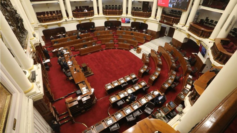 Pleno del Congreso aprobó Reglamento para elección de magistrados del Tribunal Constitucional