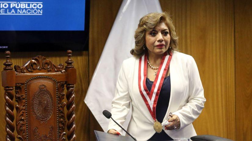 Fiscal de la Nación reitera rechazo a pedido de Equipo Especial para investigar a Martín Vizcarra