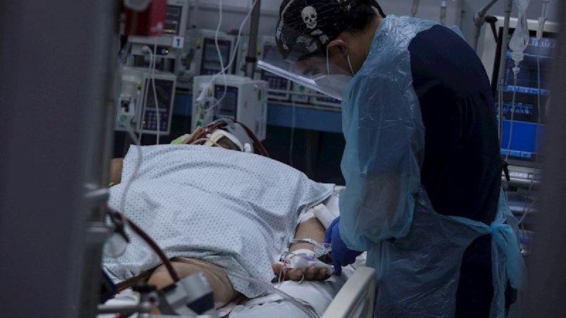 Coronavirus en Perú: actualmente hay dos mil pacientes en espera de cama UCI