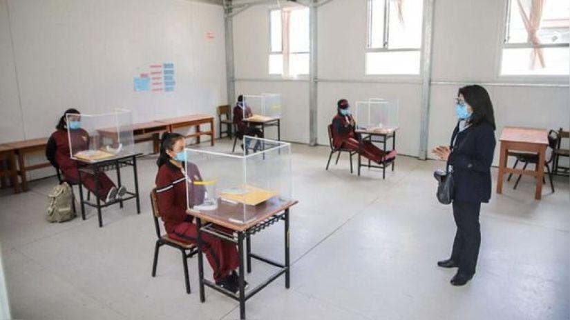 Clases presenciales: ¿Qué regiones están preparadas para que los escolares vuelvan a las aulas?