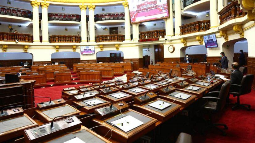 Congreso: Comisión de Constitución aprueba el establecimiento de una cuarta legislatura
