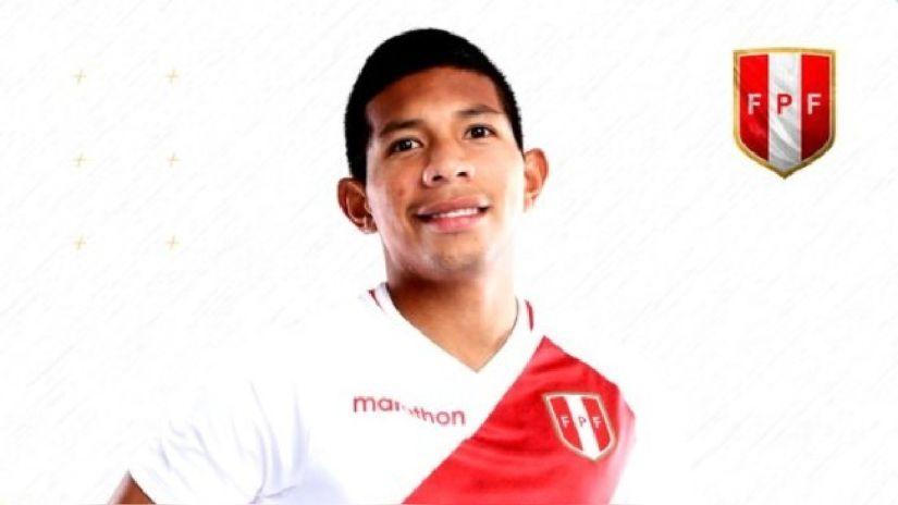 Selección Peruana y Universitario felicitan a Edison Flores por su cumpleaños: