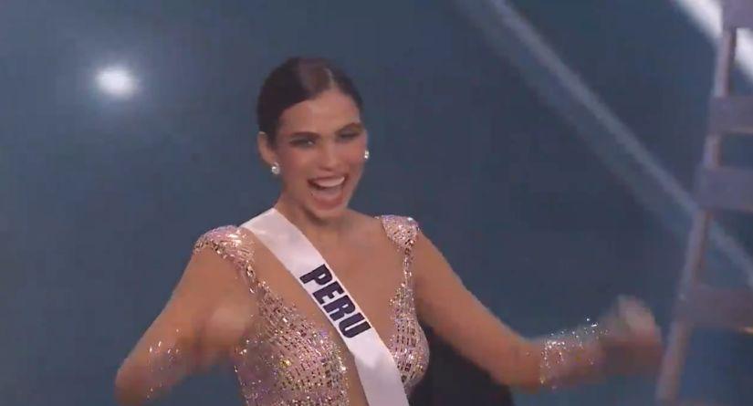 Miss Universo 2021: Janick Maceta es elegida como una de las cinco finalistas del certamen