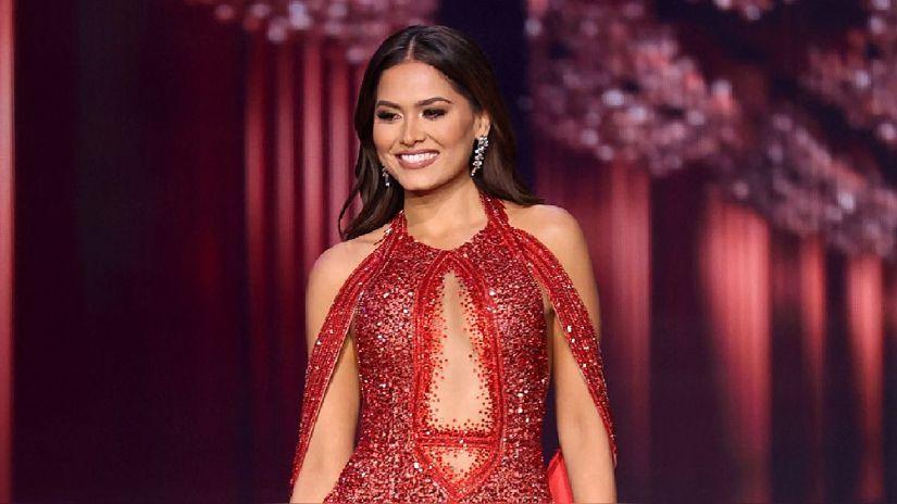 Miss Universo 2021: Andrea Meza, la Miss México, se lleva la corona del certamen internacional