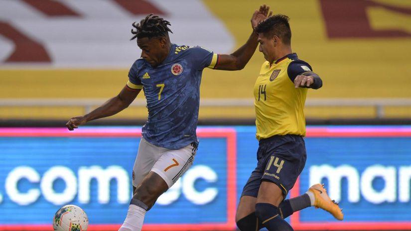 Colombia vs. Ecuador EN VIVO: cómo, cuándo y dónde ver partido TV EN DIRECTO América TV DirecTV Sports programación Caracol de fecha 1 grupo B de Copa América 2021 | RPP Noticias