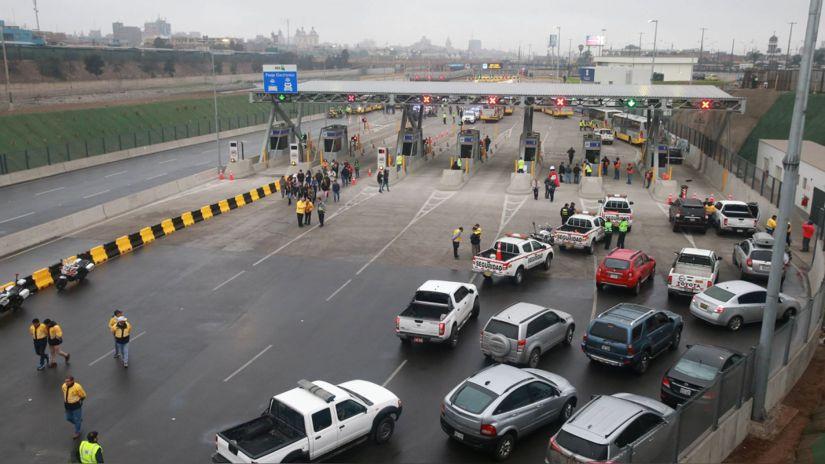 Fiscalía interviene a organización vinculada al cobro de cupos a transportistas interprovinciales de SUTRAN