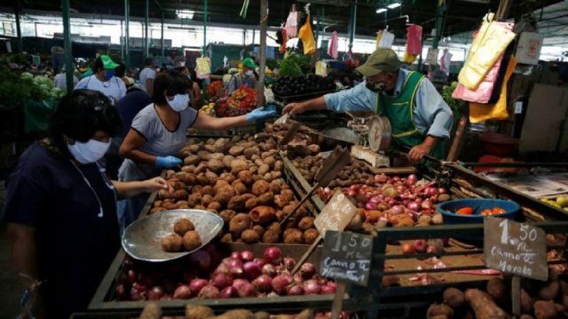 Incremento de precios de alimentos significa un aumento de S/40 en el presupuesto familiar