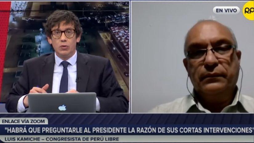 Luis Kamiche sobre ley de medios: