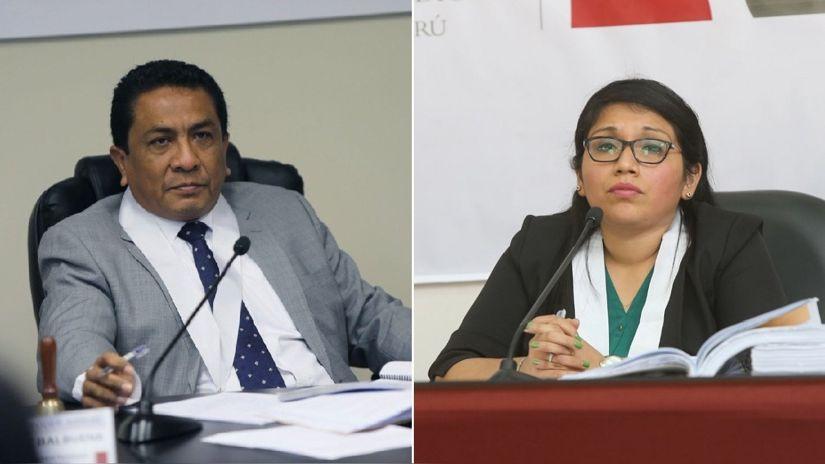 Renuncian jueces a cargo de casos como Odebrecht, Club de la Construcción y el financiamiento de Perú Libre