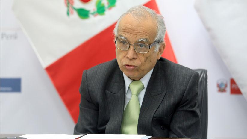 Aníbal Torres: