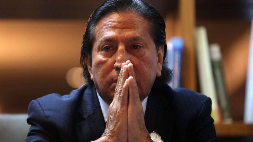 Alejandro Toledo: Justicia de EE.UU. resuelve que expresidente puede ser extraditado a Perú