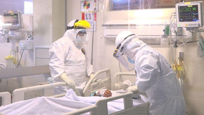 Sociedad Peruana de Medicina Intensivista: El 90 % de pacientes en UCI no están vacunados contra la COVID-19