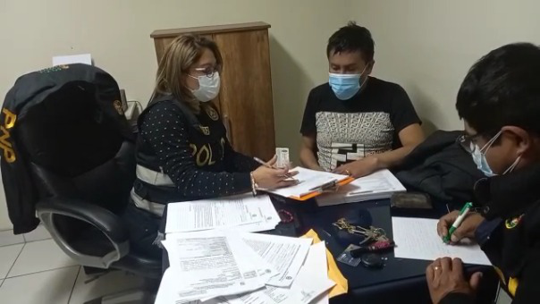 Arequipa: Policía detiene al gobernador regional Élmer Cáceres Llica dentro de megaoperativo