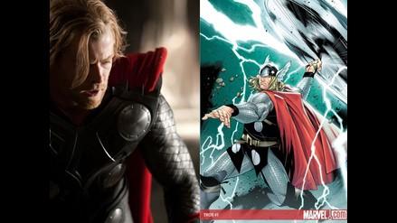 Thor: Aparece la primera imagen de la película sobre el dios del rayo