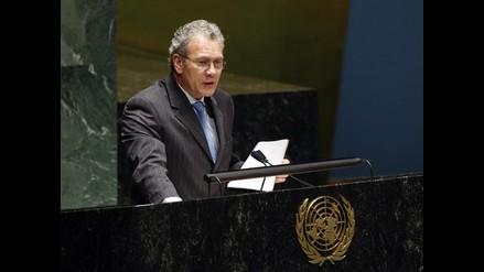 Perú pide la eliminación del uso de armas nucleares ante las NNUU