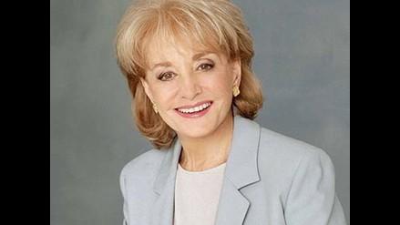 Barbara Walters anuncia en TV que será operada del corazón