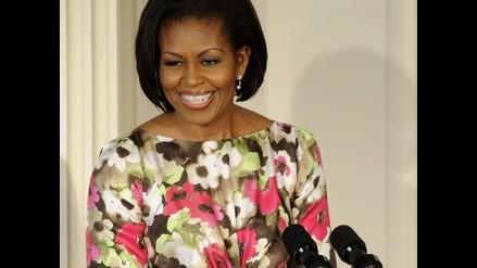 Michelle Obama presenta 70 propuestas contra la obesidad infantil