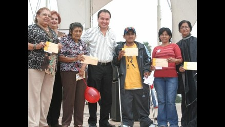 Caravana en Homenaje a Mamás con Discapacidad