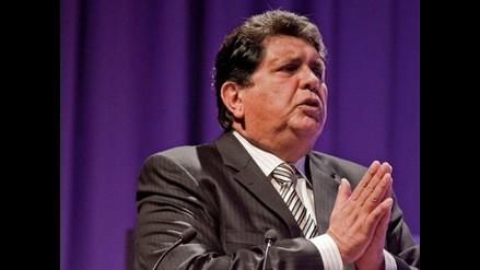 Presidente García: UE saldrá de la crisis si invierte en Latinoamérica