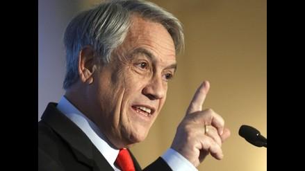 Piñera afirma que posición de Chile ante La Haya es ´sólida´