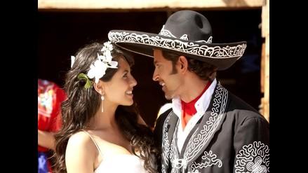 Bárbara Mori, la diva latina de Bollywood
